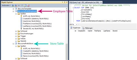 sql server list tables how to create a custom database table in umbraco with