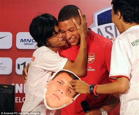 epl on indonesian tv arsenal ace alex oxlade chamberlain becomes centre of