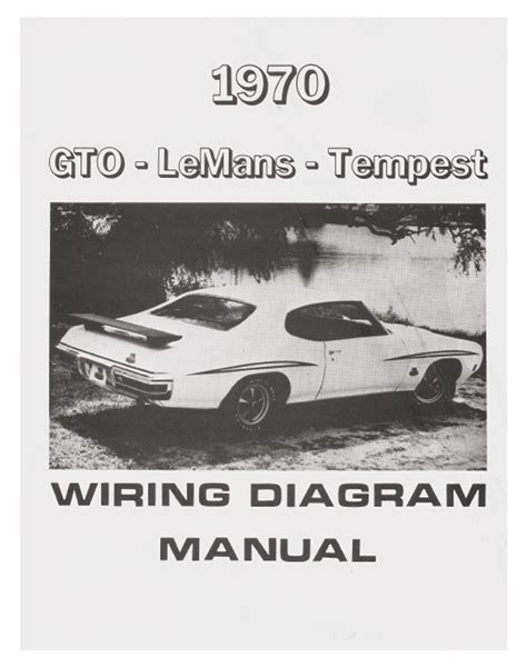 71 pontiac lemans engine wiring diagram get free image