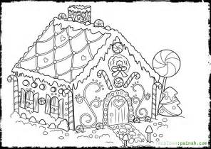 Galerry coloring pages printable house