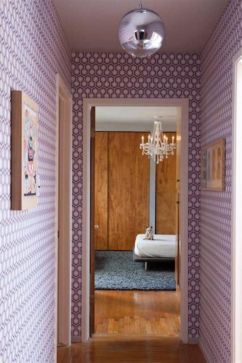 Tapisserie Pour Couloir by Choisir Un Papier Peint De Couloir Original Archzine Fr