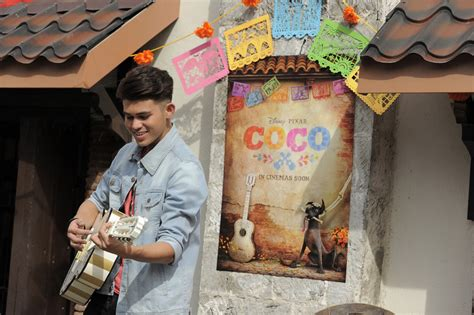 coco theme song inigo pascual sings quot remember me quot the official theme song