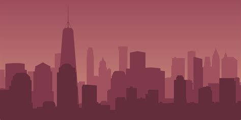 Free Search New York New York Skyline Vector Driverlayer Search Engine
