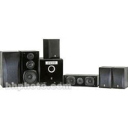 yamaha ns bp home theater speakers black ns bpbl bh