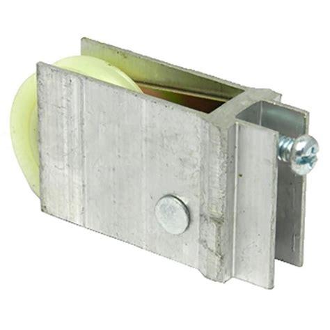 Aluminium Patio Door Rollers 10133 1 1 2 In Wheel Wallace Patio Door Roller Assembly Barton Kramer Inc