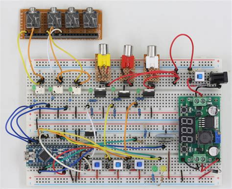 breadboard circuit guide breadboard circuit guide 28 images zero to breadboard simulation 7 steps with pictures