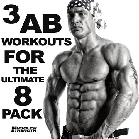 3 ab workouts to help build an ultimate 8 pack puttin on