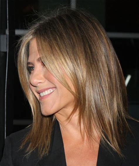 medium haircuts aniston 25 best ideas about medium hairstyles on medium hair medium