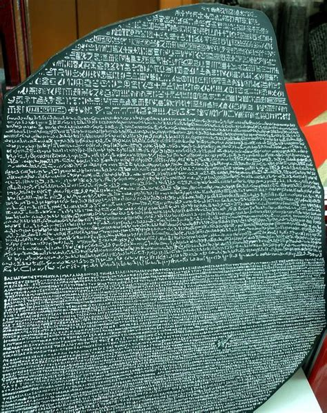 rosetta stone egypt pinterest the world s catalog of ideas