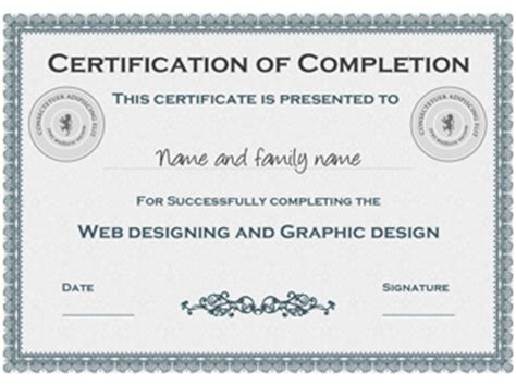 free certificate templates certificates of appreciation