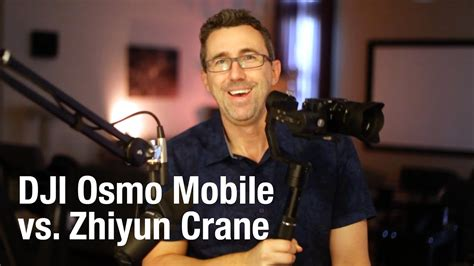 dji osmo mobile with iphone 7 plus vs zhiyun crane with sony a6300