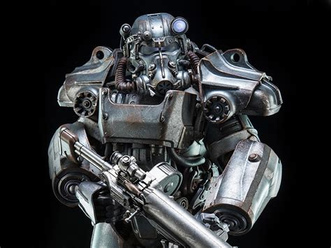 T Shirttshirt Armour 3 fallout 4 t 60 power armor 1 6 scale figure