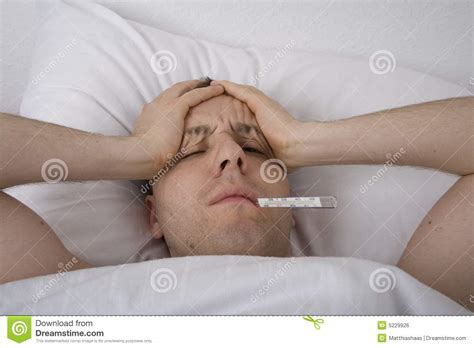 sick in bed images sick in bed royalty free stock image image 5229926
