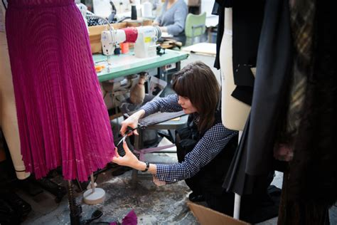 pattern maker salary nyc photos how one fashion designer is keeping jobs in new