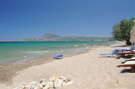 strand liegen quot die liegen am strand quot kiani resort in kalives