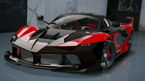 K Ferrari by Ferrari Fxx K Hybrid Hypercar Add On Gta5 Mods