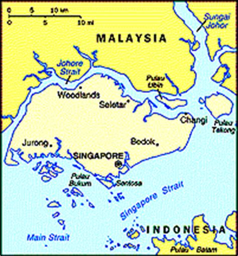 5 themes of geography singapore geography of singapore junglekey in image