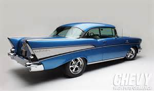 1955 Chevrolet Belair All Chevy Cars And Trucks News Reviews Chevy