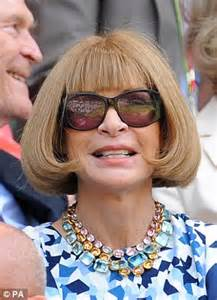wimbledon 2013: anna wintour steps out with her rarely