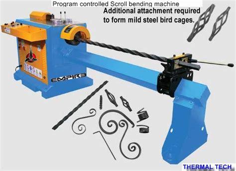 manual scroll bender wholesaler manufacturer exporters