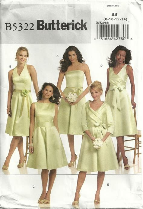patterns sewing bridesmaid dresses 20 best images about prom sewing patterns on pinterest