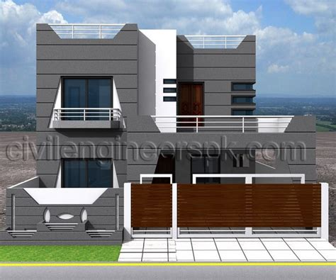 home front view design pictures front views civil engineers pk