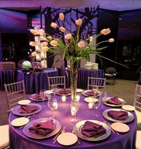wedding decoration ideas purple nice decoration