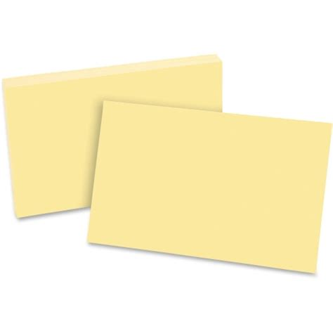 oxford printable index card oxf7520can