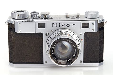 earliest known nikon fetches 400 000 in austrian auction digital photography review