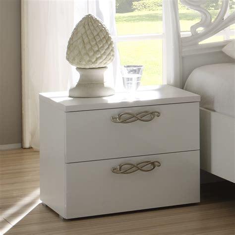 Table Chevet Blanche by Tables De Chevet Blanches Maison Design Wiblia