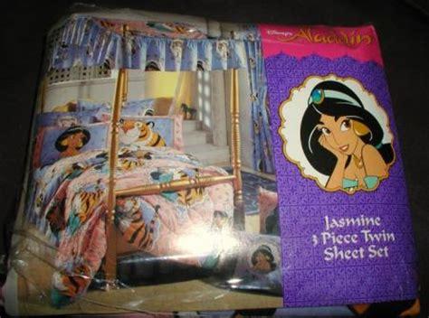 princess jasmine comforter disney aladdin princess jasmine twin sheet 3pc set fabric
