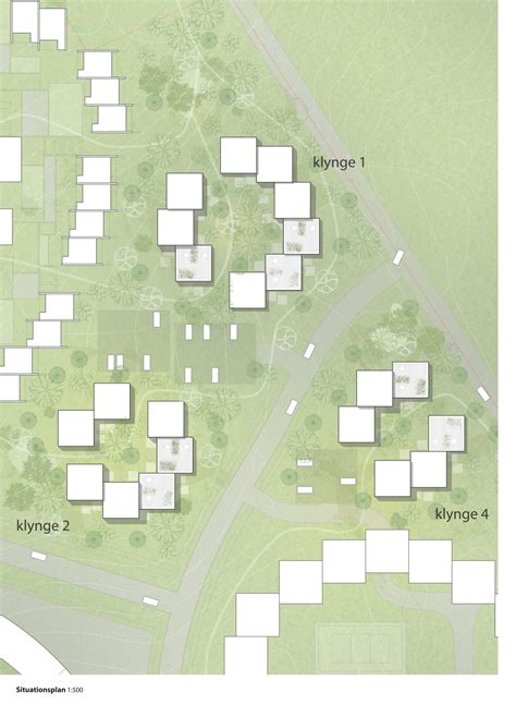 housing complex plans gallery of friis moltke designs housing complex as