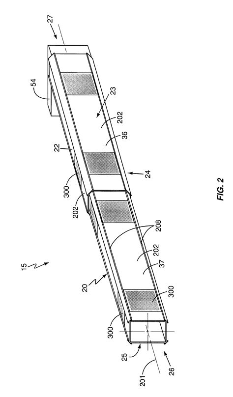curtain rod assembly patent us6463984 curtain rod assembly with hook and loop