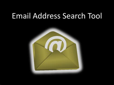 Email Address Search Uk Free The Blue Scientific