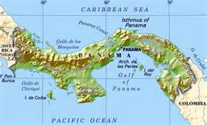 Panama On World Map by Panama On World Map Related Keywords Amp Suggestions