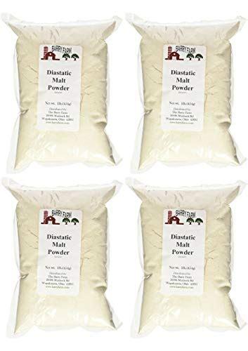 Diastatic Malt Powder 1 Lb diastatic malt powder 1 lb by barry farm buy in