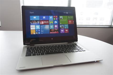 toshiba click 2 review 530 and bulky as both a tablet and a laptop pcworld
