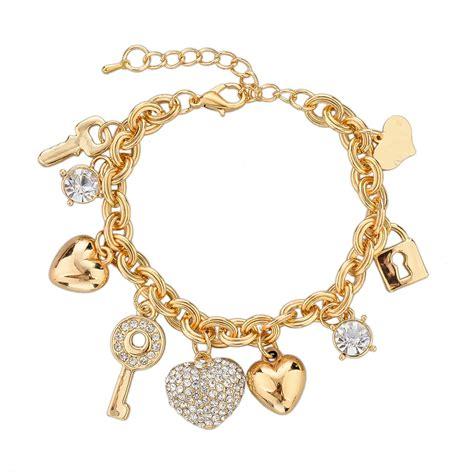 Fashion Bracelet Gold fashion beetle charm bracelets bangles for