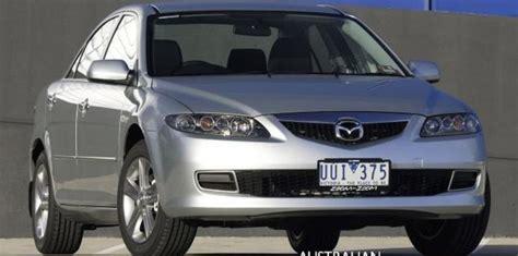 mazda range of new cars 2007 mazda 6 range classic sport diesel
