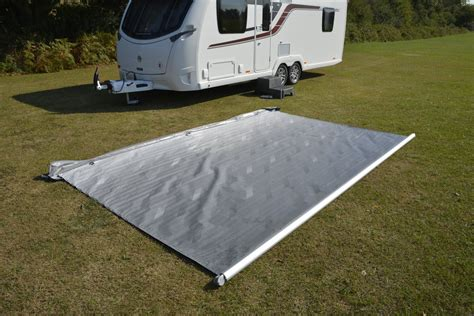 Roll Out Awning by Ka Revo Zip 450 Roll Out Awning 2018 Caravan Awnings