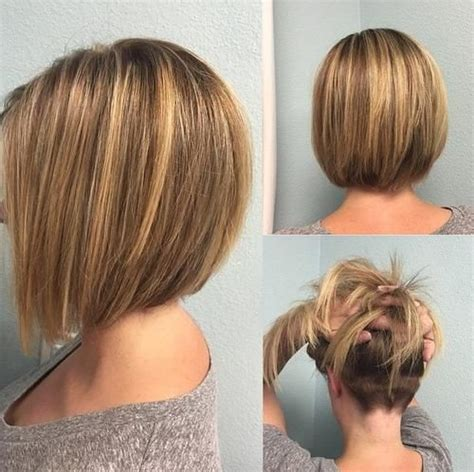 short layered hairstyles with short at nape of neck 50 beautiful and convenient medium bob hairstyles nape