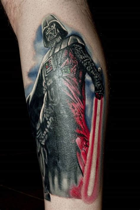 darth vader tattoo 17 wars tattoos designs