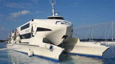 fast catamaran dubrovnik to hvar ferry to croatia