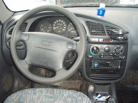 transmission control 2000 daewoo lanos user handbook 1998 daewoo lanos images 1598cc gasoline ff manual for sale