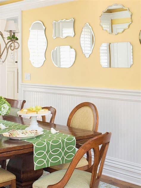 decorar paredes salon con espejos 1001 ideas c 243 mo decorar paredes f 225 cil y original