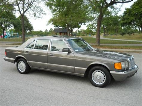 car engine manuals 1991 mercedes benz s class instrument cluster service manual how to clean 1991 mercedes benz s class throttle vintage 1991 mercedes benz