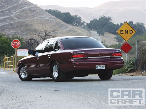 1992 ford crown 301 moved permanently