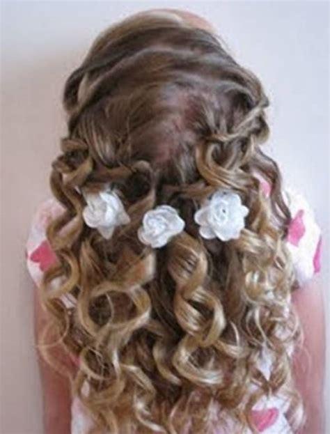 peinados para graduacion de kinder peinados para fiesta para ni 241 a