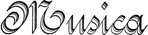clipart musica musica clipart etc
