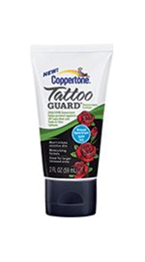 tattoo sunblock lotion how to protect tattoos from fading review coppertone